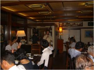 CHIDORI松原社長の講話