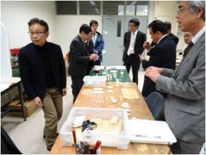 滋賀県工業技術センター施設内の説明