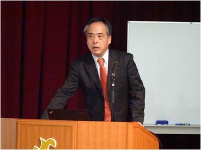 滋賀銀行国際部 小菅一裕氏 講演