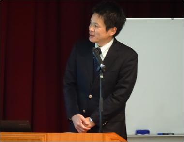 丸紅(株)交通インフラ事業課  四郎園和昭氏 講演
